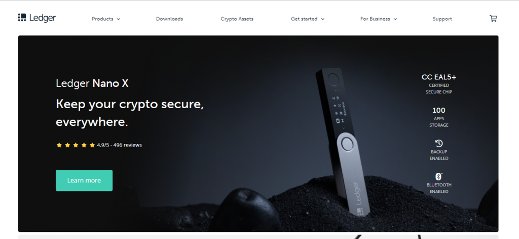 wallets airdrops ledger