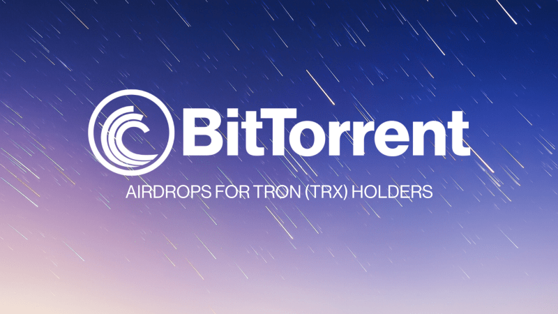 crypto airdrops bittorrent