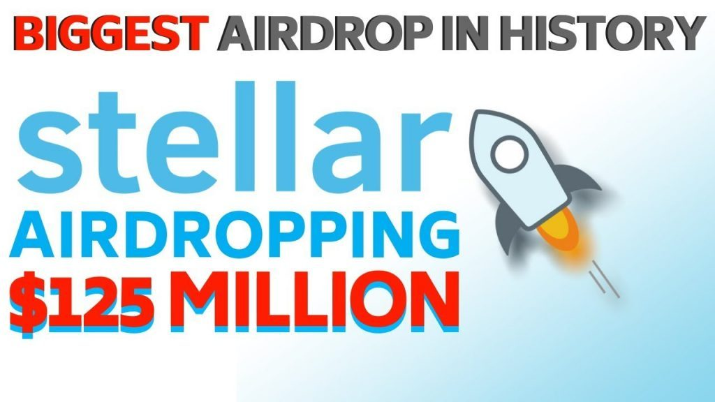 crypto airdrops stellar