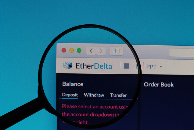 sell airdrops etherdelta