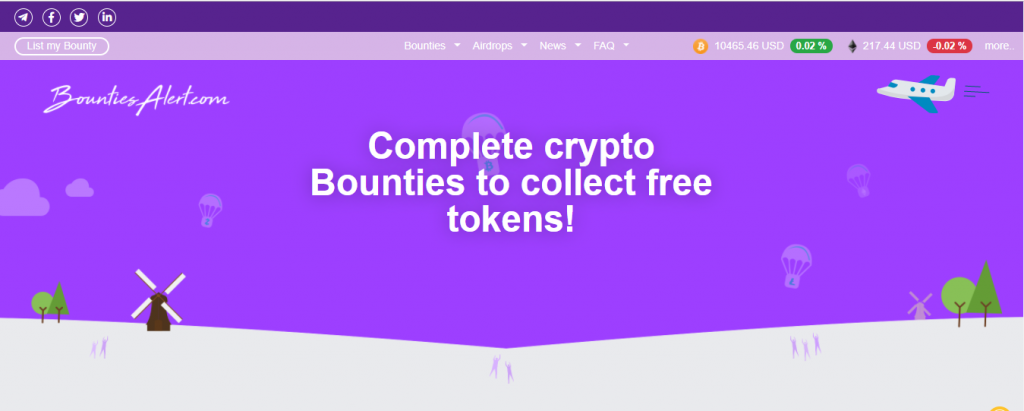 telegram airdrops bounties alert